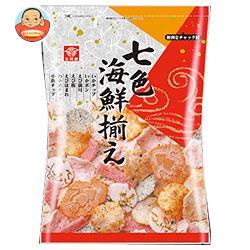 三河屋製菓 七色海鮮揃え 145g×20(10×2)袋入