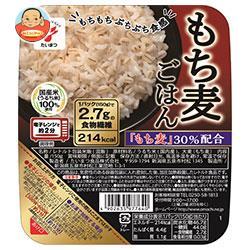 たいまつ食品 もち麦ごはん 150g×24(6×4)個入