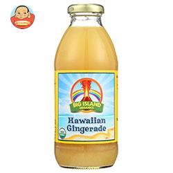 若翔 BIGISLAND ORGANICS(ビッグアイランド オーガニック) ハワイアンジンジャーネード 296ml瓶×24本入