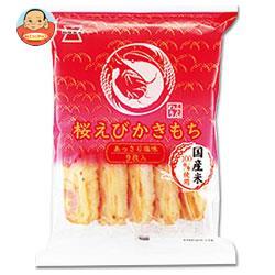 岩塚製菓 桜えびかきもち 9枚×12袋入