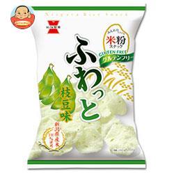 岩塚製菓 ふわっと 枝豆味 41g×10袋入
