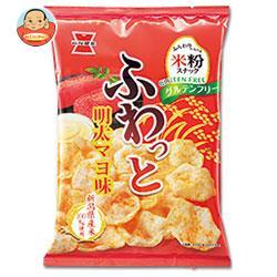 岩塚製菓 ふわっと 明太マヨ味 41g×10袋入
