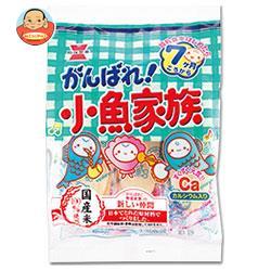 岩塚製菓 がんばれ!小魚家族 47g×6袋入