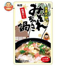 松屋栄食品本舗 みぞれちゃんこ鍋スープ 720ml×12袋入