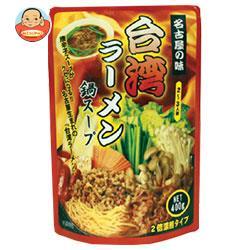 松屋栄食品本舗 台湾ラーメン鍋スープ(2倍濃縮) 400g×12袋入