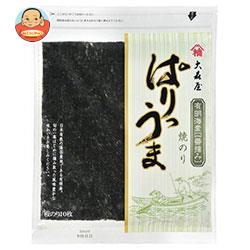 大森屋 ぱりうま焼のり 板のり10枚×5袋入