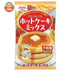 昭和産業 (SHOWA) ホットケーキミックス 大容量 600g×20袋入