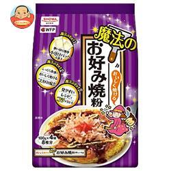 昭和産業 (SHOWA) おいしく焼ける魔法のお好み焼粉 400g(100g×4袋)×6袋入