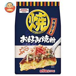 昭和産業 (SHOWA) お好み焼粉 500g×12袋入