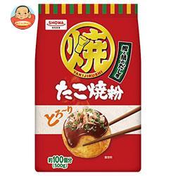 昭和産業 (SHOWA) たこ焼粉 500g×12袋入