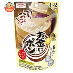 昭和産業 (SHOWA) お釜にポン 小粒(1~2合用) 20粒×6袋入