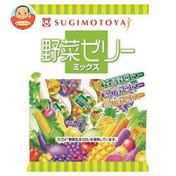 杉本屋製菓 野菜ゼリーミックス 462g(22g×21個)×8袋入