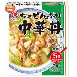 ヒガシマル醤油 ちょっとどんぶり 中華丼 54g(2食分)×10箱入