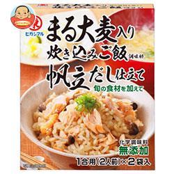 ヒガシマル醤油 まる大麦入り 炊き込みご飯調味料 (24g×2袋)×10箱入