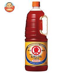 ヒガシマル醤油 うすくちしょうゆ ハンディ 1.8L×6本入