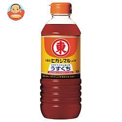 ヒガシマル醤油 うすくちしょうゆ 500mlペットボトル×12本入