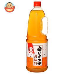 ヒガシマル醤油 白しょうゆ調味料 ハンディ 1.8L×6本入