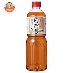 ヒガシマル醤油 割烹関西 白だしつゆ 1Lペットボトル×6本入