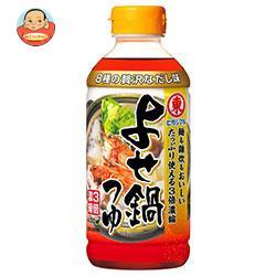 ヒガシマル醤油 よせ鍋つゆ 3倍濃縮 400mlペットボトル×12本入