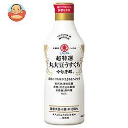 ヒガシマル醤油 超特選丸大豆うすくち 吟旬芳醇 400ml×12本入