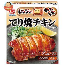ヒガシマル醤油 レンジでやわらか てり焼チキン調味料 2袋×10箱入