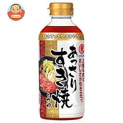 ヒガシマル醤油 あっさりすき焼のつゆ 400mlペットボトル×12本入