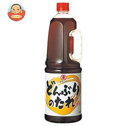 ヒガシマル醤油 どんぶりのたれ ハンディ 1.8L×6本入