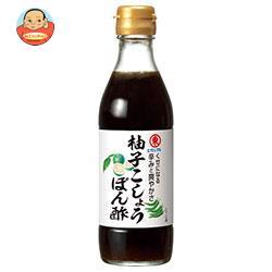 ヒガシマル醤油 柚子こしょうぽん酢 270ml瓶×12本入