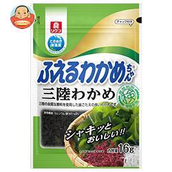 理研ビタミン ふえるわかめちゃん 三陸 16g×10袋入