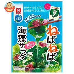 理研ビタミン ねばねば海藻サラダ(ノンオイル青じそ付き) (乾燥具材8g、ドレッシングタイプ調味料25g)×10袋入