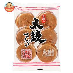 七尾製菓 太鼓せんべい 12枚×10袋入