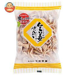 七尾製菓 生姜せんべい 90g×10袋入