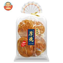 金吾堂製菓 厚焼しょうゆ 7枚×12袋入