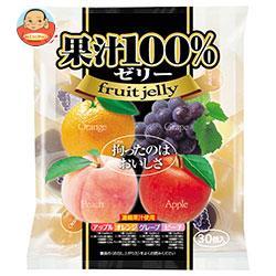 エースベーカリー 果汁100%ゼリー 30個×12袋入