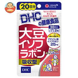 DHC 大豆イソフラボン 20日分 40粒×1袋入