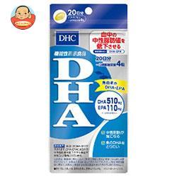 DHC DHA 20日分【機能性表示食品】 80粒×1袋入
