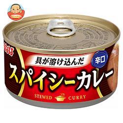 いなば食品 スパイシーカレー 165g缶×24個入
