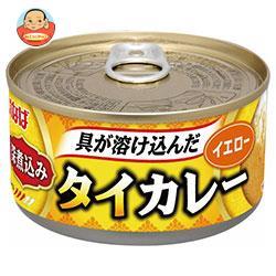 いなば食品 深煮込み タイカレーイエロー 165g缶×24個入