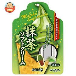 扇雀飴本舗 抹茶ソフトクリームcandy(キャンデー) 70g×6袋入