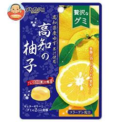 扇雀飴本舗 贅沢なグミ 高知の柚子 44g×6袋入