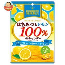 扇雀飴本舗 はちみつとレモン100%のキャンデー 50g×6袋入