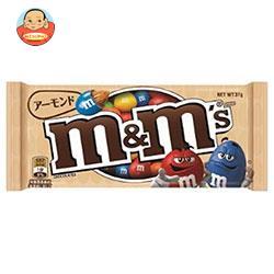 マースジャパン M&M'S(エム&エムズ) アーモンドシングル 37g×12袋入