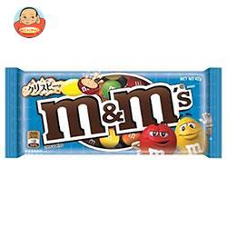 マースジャパン M&M'S(エム&エムズ) クリスピーシングル 42g×12袋入