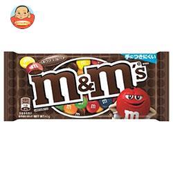 マースジャパン M&M'S(エム&エムズ) ミルクチョコレートシングル 40g×12袋入