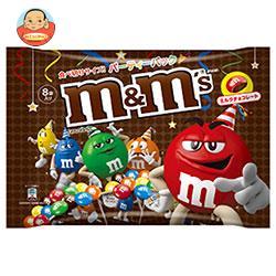 マースジャパン M&M'S(エム&エムズ) パーティーパックミルク 8袋×12袋入