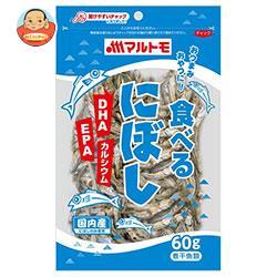 マルトモ 食べる煮干 60g×10袋入