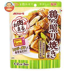 マルトモ お肉まる 鶏の照り焼きの素 (40g×3袋)×10袋入
