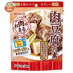 マルトモ お肉まる 肉豆腐の素 (40g×3袋)×10袋入