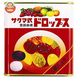 佐久間製菓 サクマ式缶ドロップス 115g×10個入