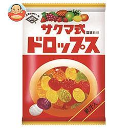 佐久間製菓 サクマ式ドロップス(P) 120g×6袋入
